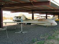 N44781 @ E68 - Hangared at Estrella Sailport - by Rick Jones