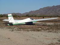 N65952 @ E68 - Tied down at Estrella Sailport - by Rick Jones