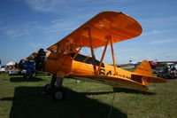 N68135 @ KLAL - Stearman - by Mark Pasqualino
