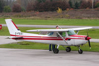 C-FESI @ CZBA - At Burlington Airpark - by Steve Hambleton