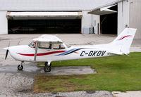 C-GKOV @ CYYZ - At Burlington Airpark - by Steve Hambleton