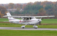 C-FRQR @ CZBA - At Burlington Airpark - by Steve Hambleton