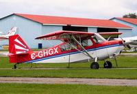 C-GHGX @ CNC3 - At Brampton, Ontario - by Steve Hambleton