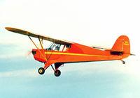 N36621 @ 52F - Aeronca 65TC