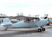 N9766E @ GPM - Aeronca 11AC