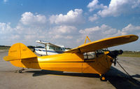 N14663 @ GPM - Aeronca C3 JVD photo