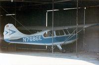 N7686E @ 52F - Aeronca Champion JVD photo