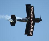 N8UB @ KASH - Daniel Webster College Airshow 2005 - by Mark Silvestri