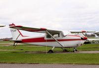 C-FLKF @ CNC3 - At Brampton Ontario - by Steve Hambleton