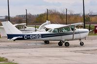 C-GHSQ @ CNC3 - At Brampton Ontario - by Steve Hambleton