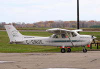 C-GNUE @ CNC3 - At Brampton Ontario - by Steve Hambleton