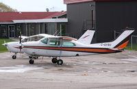 C-GYBU @ CNC3 - At Brampton Ontario - by Steve Hambleton