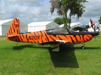N20XT @ LAL - Experimental Mooney at Sun N Fun 2008