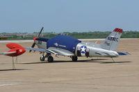 N272C @ FTW - Air Combat USA at Meacham Field