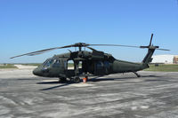 83-23887 @ FTW - UH-60A This aircraft has been reported to have served with the 160th Special Operations Group in Somalia during Operation Gothic Serpent - one of two flown with  - by Zane Adams