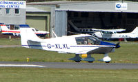 G-XLXL @ EGHH - Robin 400 at Bournemouth
