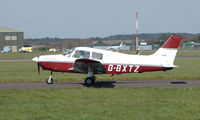 G-BXTZ @ EGHH - Piper Pa-28-161 taxies out for an afternoon sortie from Bournemouth