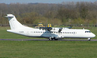 F-GVZN @ EGHI - Anonymous looking ATR operating for Brit Air into Southampton