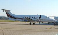 CS-DOC @ EGHI - Netjets Europe use this B1900 to ferry their crews around