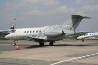 G-IFTF @ EBBR - parked on General Aviation apron (Abelag) - by Daniel Vanderauwera