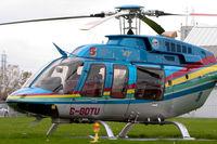 C-GOTU @ CPQ3 - Niagara Falls Heliport - by Steve Hambleton