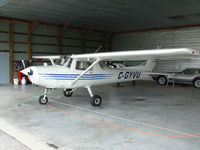 C-GYVU @ CYQS - At St Thomas Municipal, ON - by Steve Hambleton