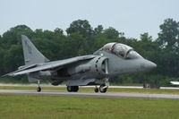 163861 @ KLAL - TAV-8B Harrier II - by Mark Pasqualino