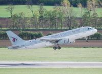 A7-ADD @ LOWW - After take off - by Daniel Jany