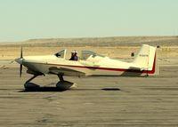 N136TR @ PUB - RV at fly-in at Pueblo - by Victor Agababov