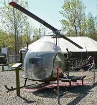 51-14077 @ TEB - This Korean War veteran is preserved at the Aviation Hall of Fame of New Jersey, Teterboro. - by Daniel L. Berek