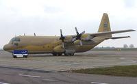 1630 @ EGGW - Saudi Air Force Hercules at Luton - by Terry Fletcher