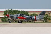N402FD @ FTW - Air Combat USA at Meacham Field