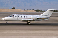 N461LX @ KLAS - Flight Options & Lockton Enterprises LLC - Richmond Heights, Ohio / Raytheon 400A
