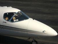 N527XP @ KLEB - Close up of this aircraft at KLEB - by Nick Alexander