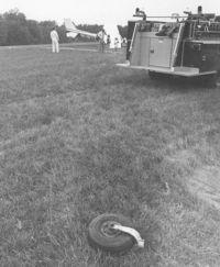 N11872 @ DAN - Cessna 150L crash in Ringgold Va. near the Danville Regional Airport - by Richard T Davis