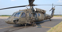 00-26847 @ DAN - U.S. ARMY Blackhawk during stopover in Danville Va. - by Richard T Davis