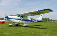 D-EEZL @ QFB - Cessna 182 Skylane - by J. Thoma