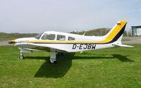 D-EJBW @ QFB - Piper PA-28R-201T Turbo Arrow III - by J. Thoma