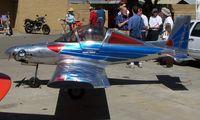 N129WC @ 0O5 - Static Display at 0o5,  University, Davis, CA, 4-26-2008 - by Reed Maxson
