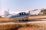 N9884B @ 52F - At Aero Valley (Northwest Regional)