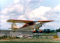 N39576 @ 52F - At Aero Valley (Northwest Regional)