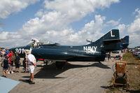 125295 @ TIX - Grumman F9F-5 Panther