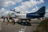 152867 @ TIX - TA-4F Skyhawk - by Florida Metal