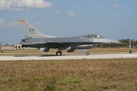93-0546 @ TIX - F-16C - by Florida Metal