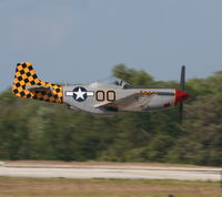 N51MV @ TIX - F-51D Luscious Lisa