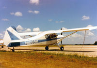 N1069H @ FWS - At the former Oak Grove airport, Ft. Worth, TX ( now called Spinks, with a new runway 1/2 mile west)