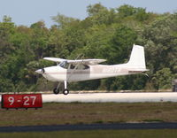 N180TR @ TIX - Cessna 180