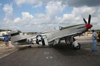 N201F @ TIX - P-51D Mustang