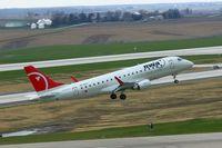 N619CZ @ CID - Taking off runway 31 - by Glenn E. Chatfield