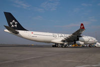 TC-JDL @ VIE - Turkish Airlines Airbus 340-300 in Star Alliance colors - by Yakfreak - VAP